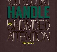 Dwight Schrute Quote by Rachel Krueger