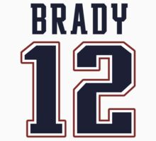 Tom Brady by trevorbrayall