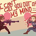 i can't get you out of my mind by mechinism