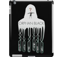 Orphan Black Fan Poster iPad Case/Skin