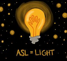 ASL = Light by naeyaerts