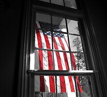 American Window  by Wendy Mogul