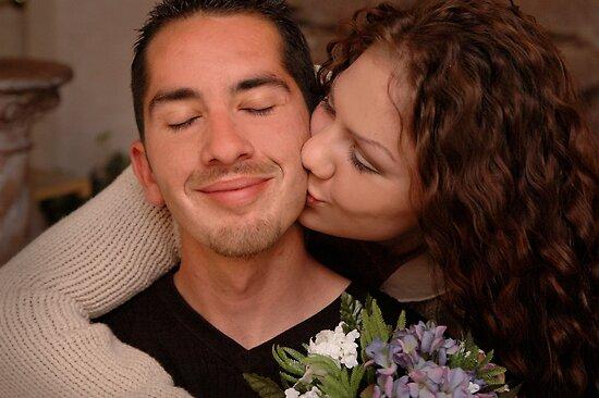 Aaaah Wedding Bliss by Francine Dufour Jones