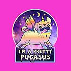 I'm a Pretty Pugasus  by Amy Grace