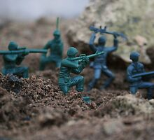 toy soldiers by pandamonium