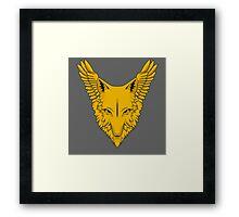 The Crest of Alpha Lupi (Destiny) Framed Print