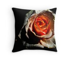 A Heart of Passion Throw Pillow