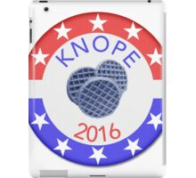 Knope 2016 iPad Case/Skin