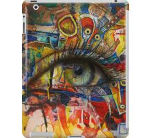 PERCEPTION iPad Case/Skin