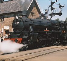 LMS Black 5 by Edward Denyer