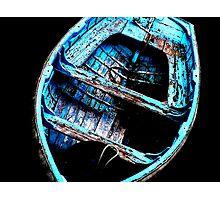 """Row Boat"" Photographic Print"