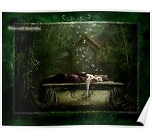 Sleeps with Butterflies Poster