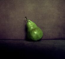 A Single Pear by Kitsmumma