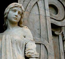 Recoleta Angel by rochelle