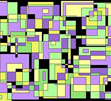 Rectangles by Julie Miles
