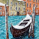 Venice in Winter by Carole Russell