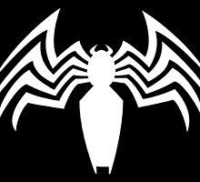 Spider-man Venom by AvatarSkyBison