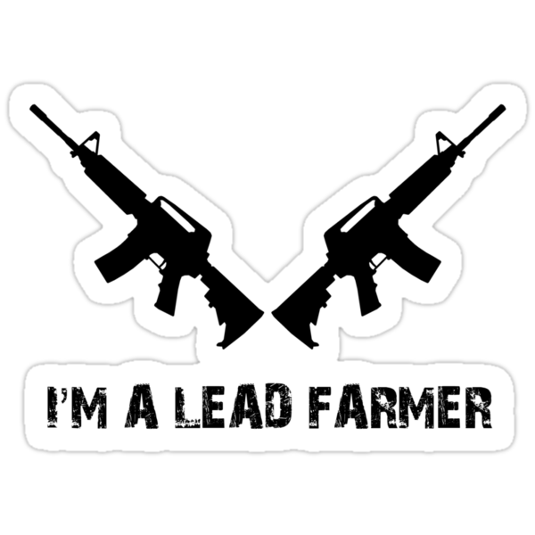Lead Farmer Shirt  by JayBakkerArt