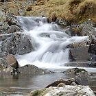 Kirkstone Waterfall by Iain McGillivray