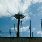Space Needle by magartland