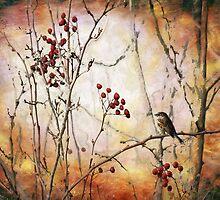 Autumn Berries by Angelina Cornidez