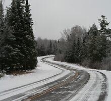 County Road D #2 by Jeff VanDyke