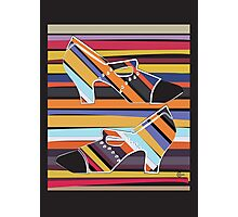 1920s Shoes Chaussures Rhythm Hues  Photographic Print