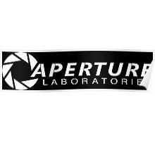 Aperture Laboratories (2) Poster