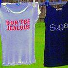 """Don't be jealous sugar"" 08 by ****Julie Di Gregorio****"