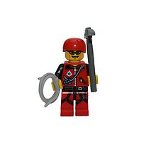 LEGO Climber with Ice Axe and Rope by jenni460