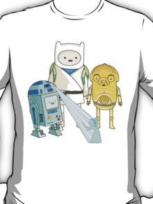Adventure Time - Star Wars T-Shirt