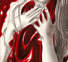 Cloaked In Blood by Martha Williams