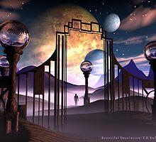 Beautifully Desolate by Dreamscenery