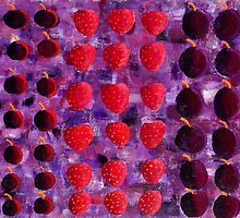 Red Fruit by Julie Nicholls