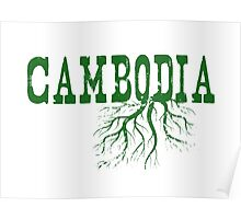 Cambodia Roots Poster