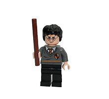 LEGO Harry Potter by jenni460