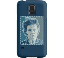 MILLER (UK) - Broadchurch Green (Boxed) Samsung Galaxy Case/Skin