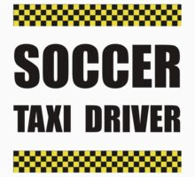 Soccer Taxi Driver Kids Clothes
