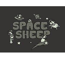Space Sheep Photographic Print