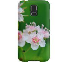 Pink Meadowsweet Samsung Galaxy Case/Skin