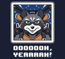 Star Raccoon v2 by Olipop