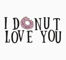 Donut Love Kids Clothes