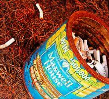 Smoking Area by Jim DeMore