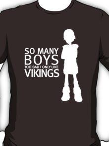 HTTYD - Viking (White Print) T-Shirt