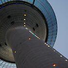 Rhine Tower by Chris van Raay