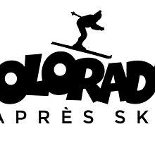 Colorado Apres Ski Design by theshirtshops