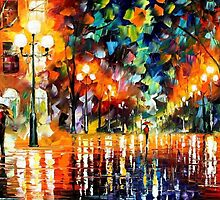 The Spectrum For Happiness — Buy Now Link - www.etsy.com/listing/221275746 by Leonid  Afremov