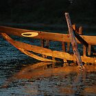 Live Boat by Wayne England