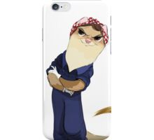 Ferret Tough iPhone Case/Skin