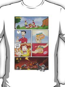 honey on pokemon funny T-Shirt